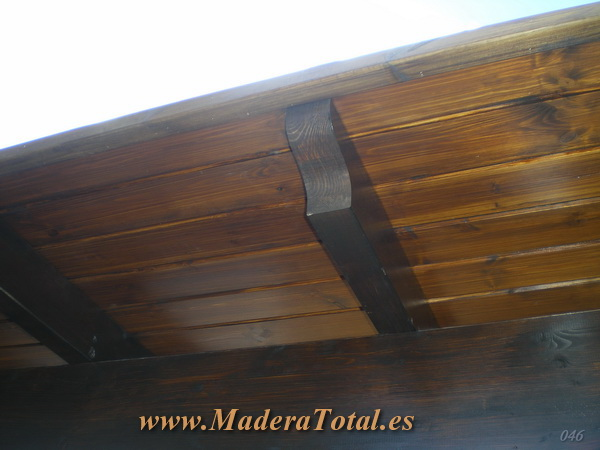 porches de madera madrid precio